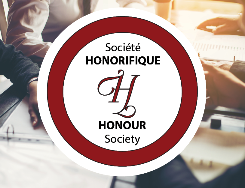 Common Law Honour Society Logo