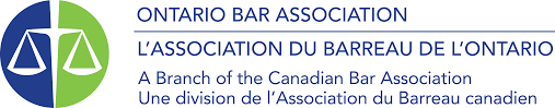 L'association du barreau de l'Ontario