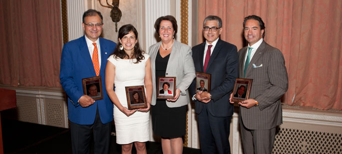 Common Law Honour Society 2015 Inductees