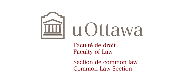 Logo de la Faculté de droit, Section de common law