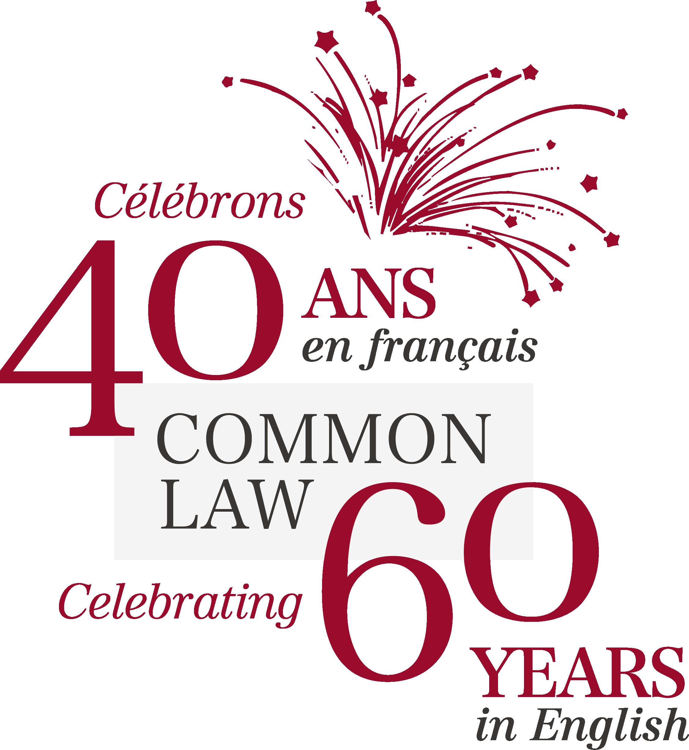 Common Law 60/40 logo