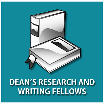 Icon linking to the Deans Research And Writing Fellows