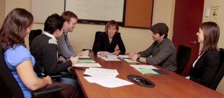 L'option en Résolution des différends et professionnalisme