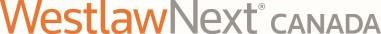 WestlawNext Canada logo