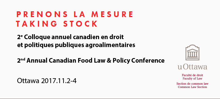 Food Law Conference Web Banner