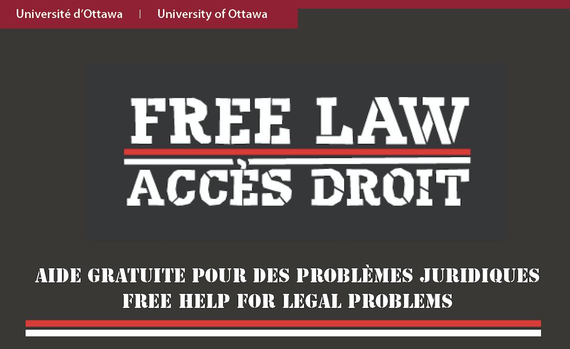 Free Law Logo