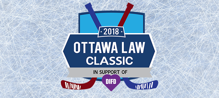 Logo de l'initiative Ottawa Law Classic