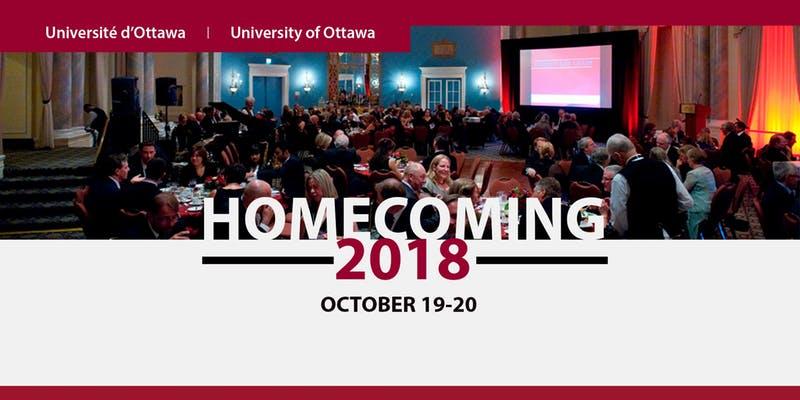 Homecoming 2018, October 19-20
