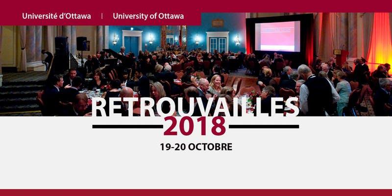 Retrouvailles 2018, 19 et 20 octobre