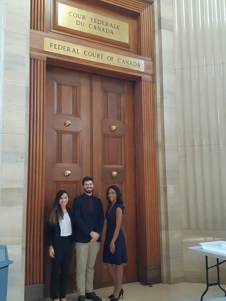 Guided Tour of the Supreme Court of Canada