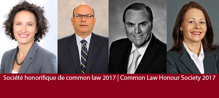 Common Law Honour Society 2017