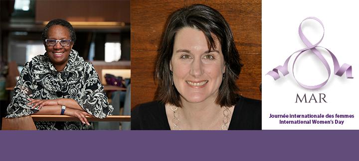 International Women's Day - Common Law Professors