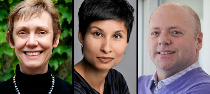 Image of Ian Kerr, Natasha Bakht and Elizabeth Sheehy