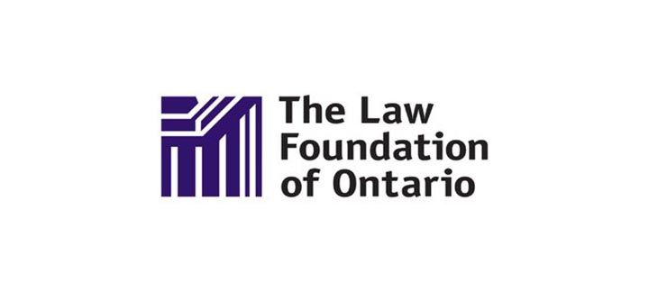 Logo de la Law Foundation of Ontario