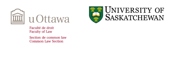University of Ottawa and University of Saskatchewan logos