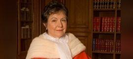 L'honorable Louise Charron