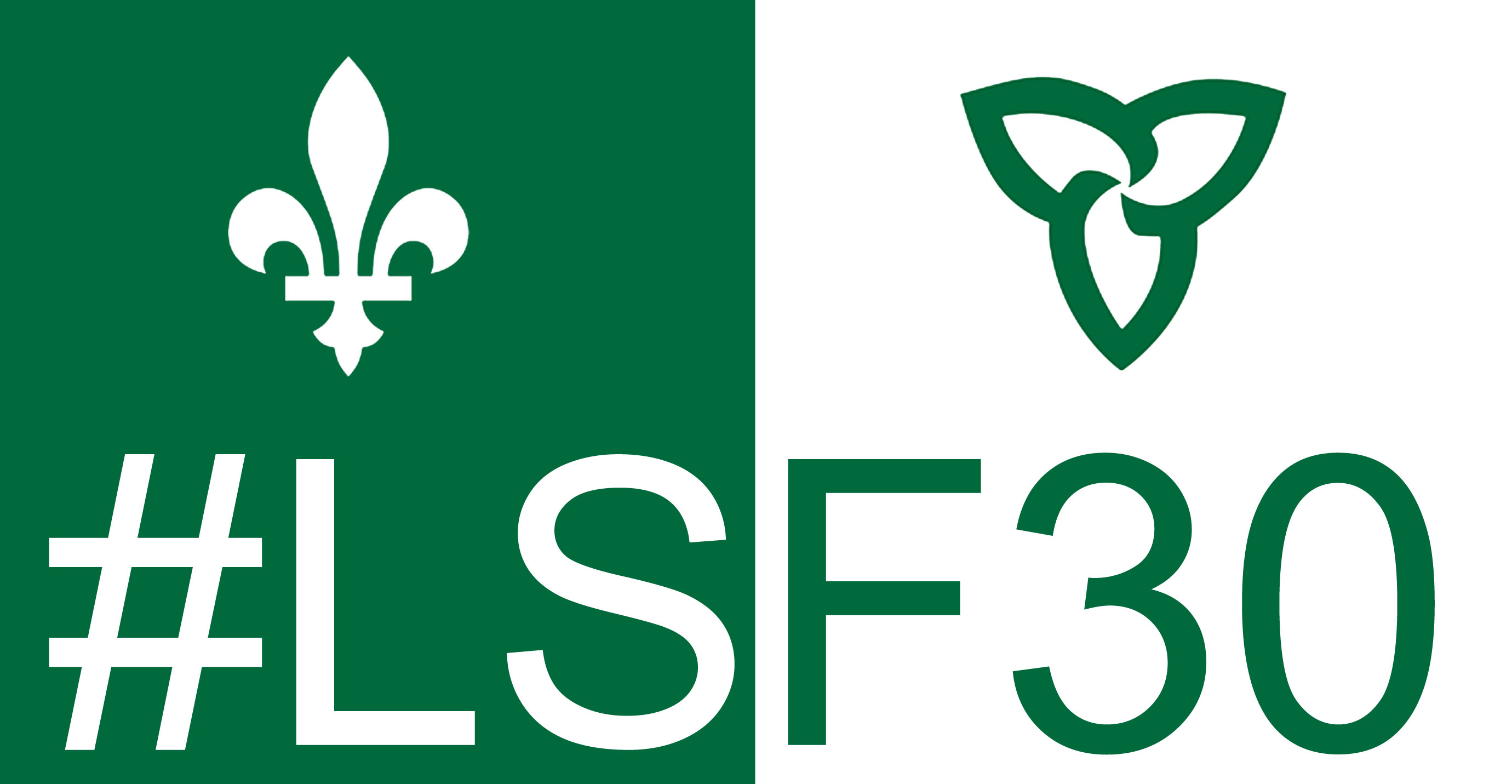 #LSF30 Conference Logo