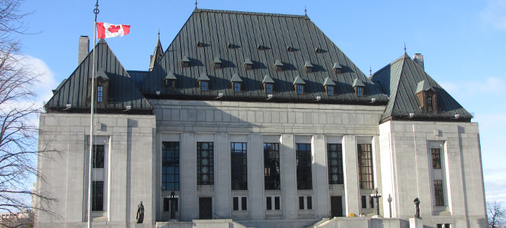 Image of the Supreme Court of Canada