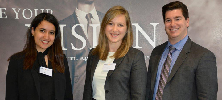 uOttawa 2017 Canadian National Negotiation Competition Team
