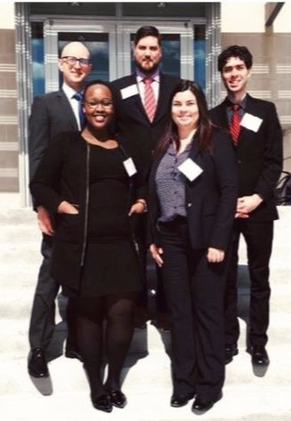uOttawa 2017 ICC Moot Team - Pace University