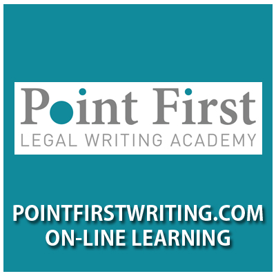 Icon linking to Point First website