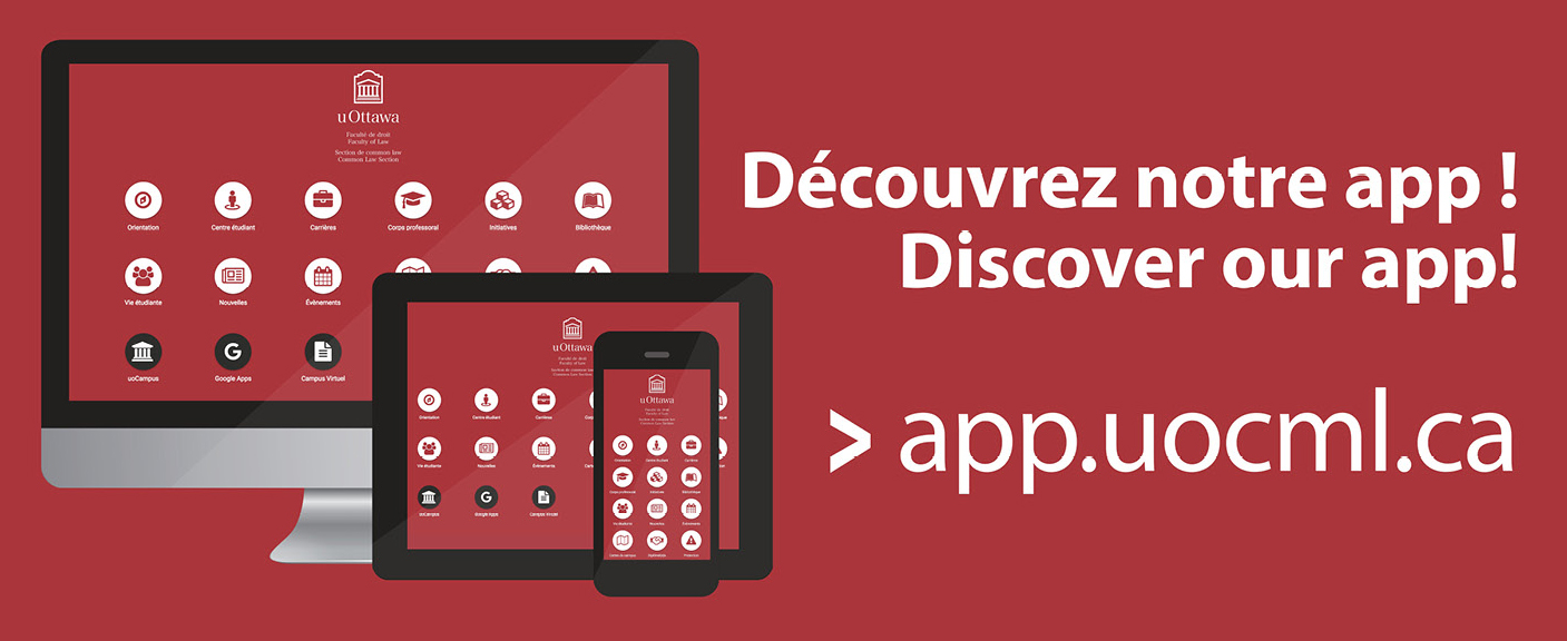 Discover our app!
