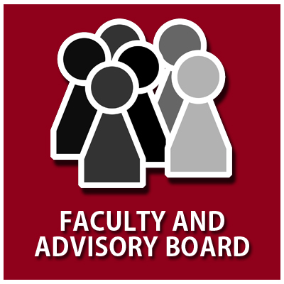 Icon linking to Faculty and Advisor Board
