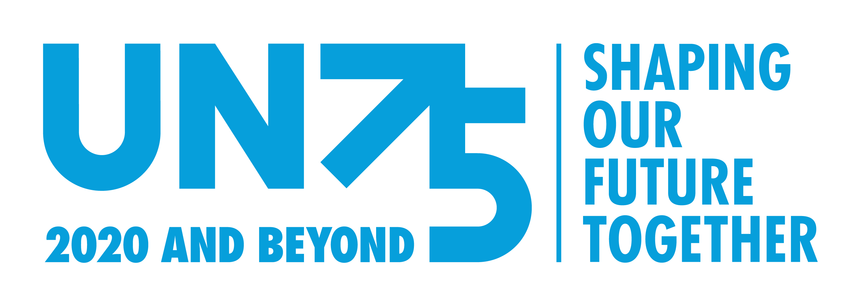UN 75 2020 and beyond shaping our future together