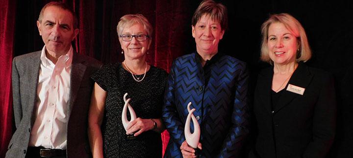 2018 Heidi Levenson Polowin Award Winners